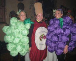 wine costume